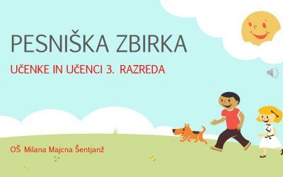 Pesniška zbirka 3. razerda
